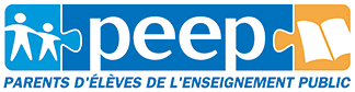 logo Association parents élèves PEEP